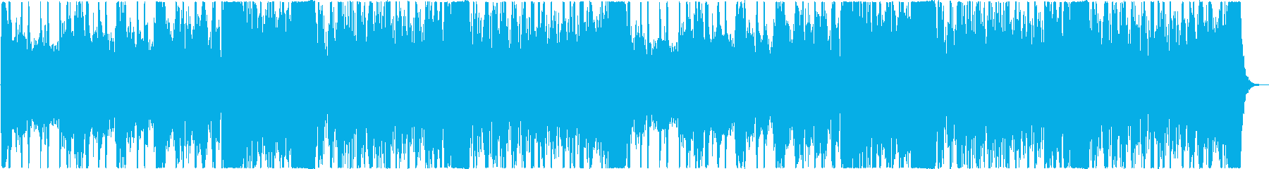 トランペットが雄大なゲーム・フィールド曲の再生済みの波形