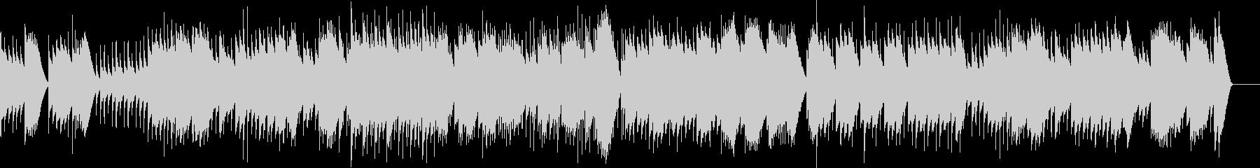 カルメン セギディーリャ(オルゴール)の未再生の波形