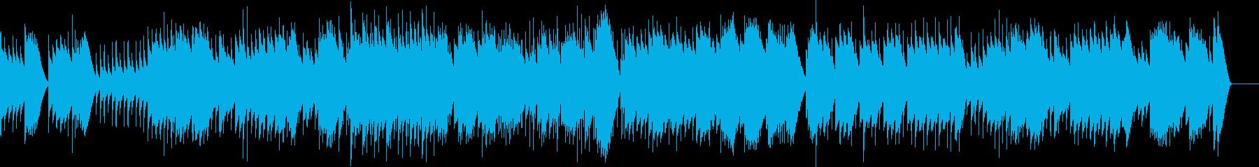 カルメン セギディーリャ(オルゴール)の再生済みの波形