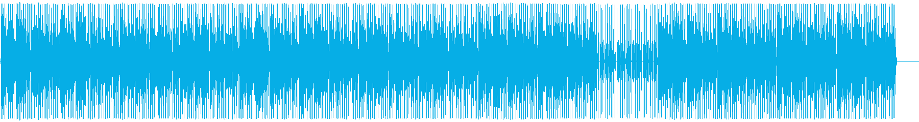 ヒップホップ/シンプル・王道/ギター/1の再生済みの波形