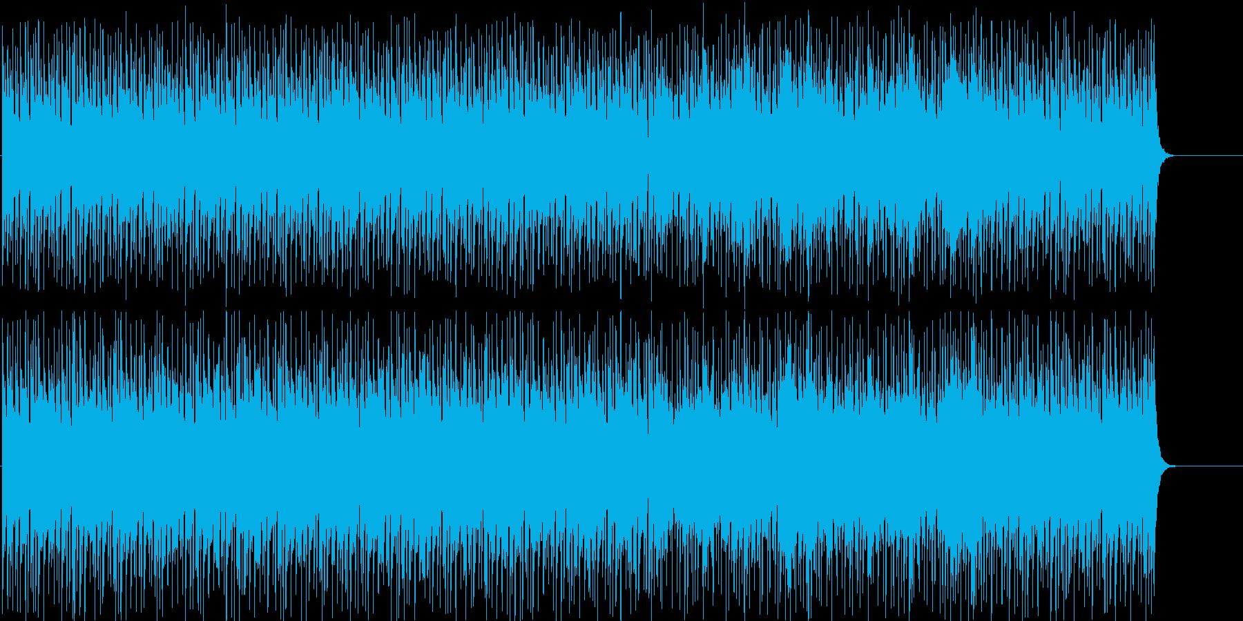 希望 さわやか ドライブ  前進 情報の再生済みの波形