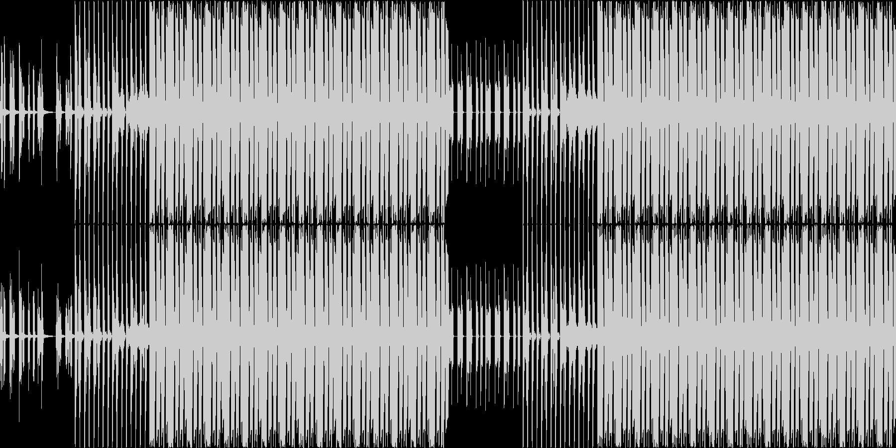 【わくわく/ウキウキなポップス】の未再生の波形
