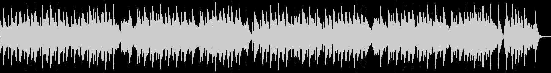 グリーンス・リーブス(オルゴール)の未再生の波形