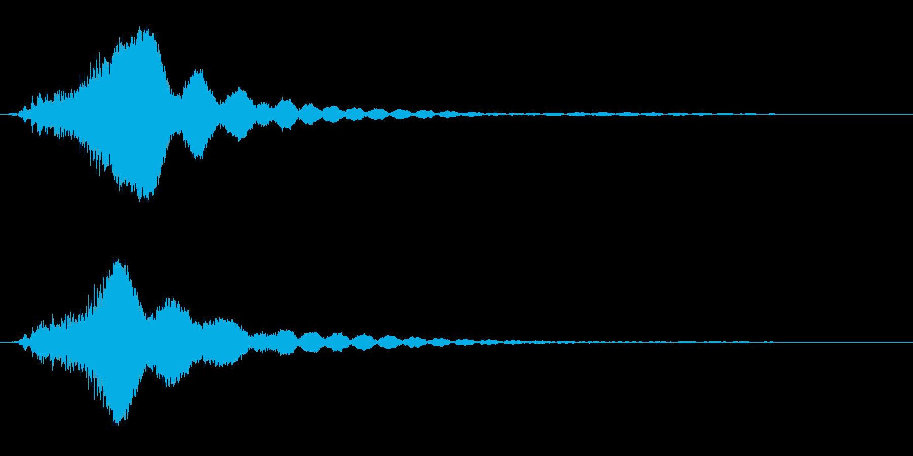 キラキラ☆ピキーン(星の輝き 魔法10Bの再生済みの波形