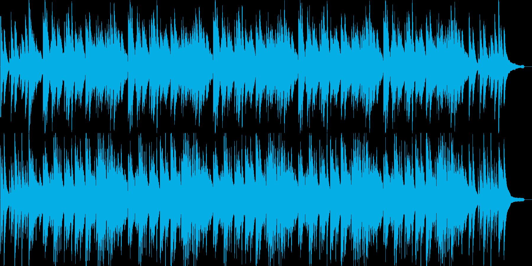 赤とんぼ(童謡)ピアノ&ストリングス)の再生済みの波形