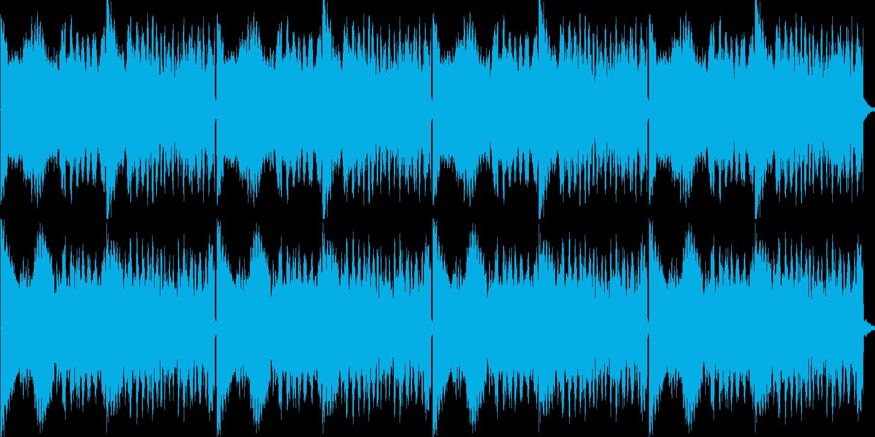 【悲しいシーンに最適オルガンBGM】の再生済みの波形