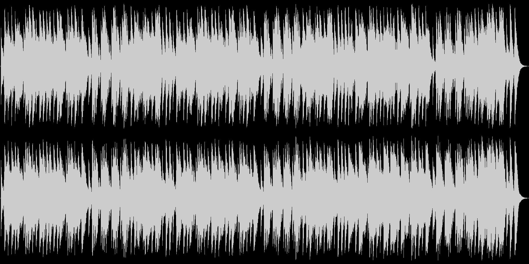 もみの木 オルゴールの未再生の波形