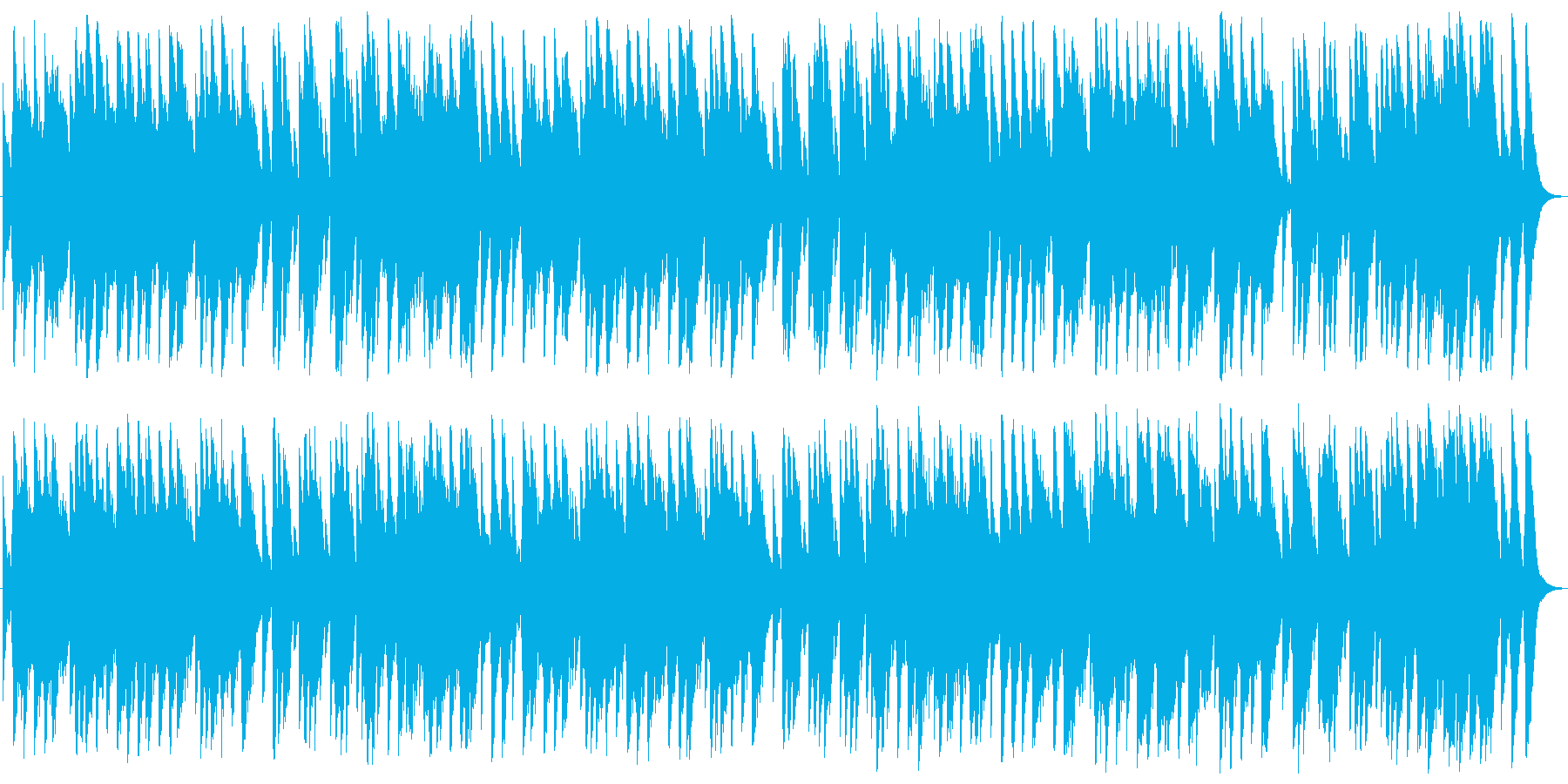 もみの木 オルゴールの再生済みの波形