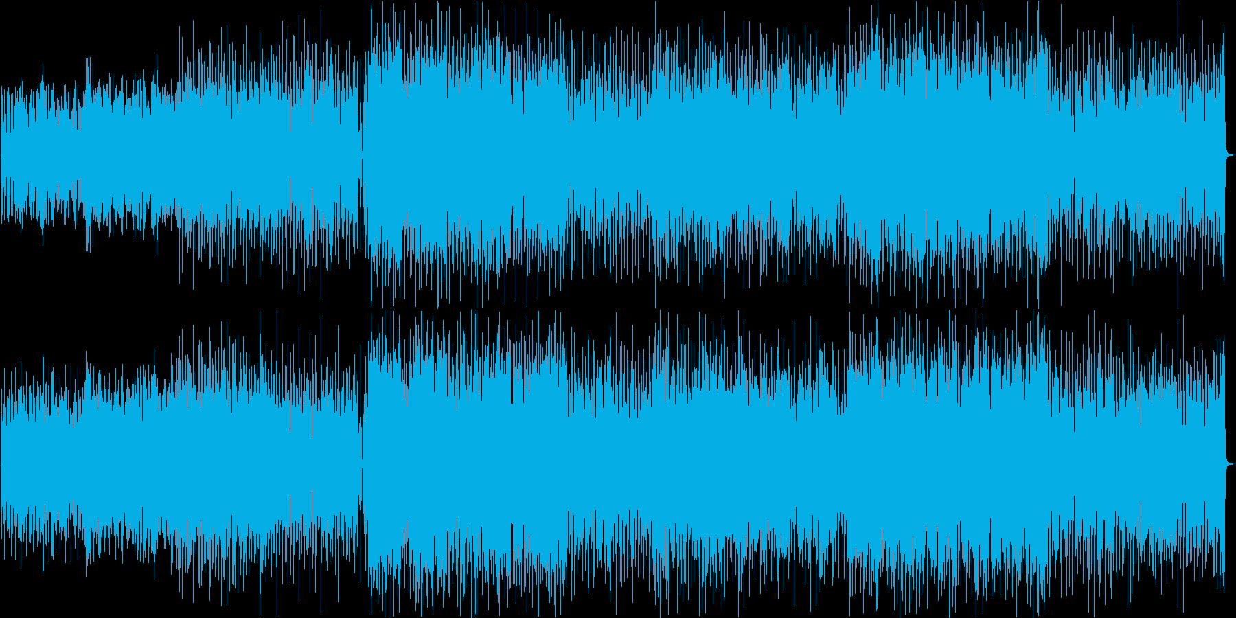 はじまりのストリングス エレポップの再生済みの波形
