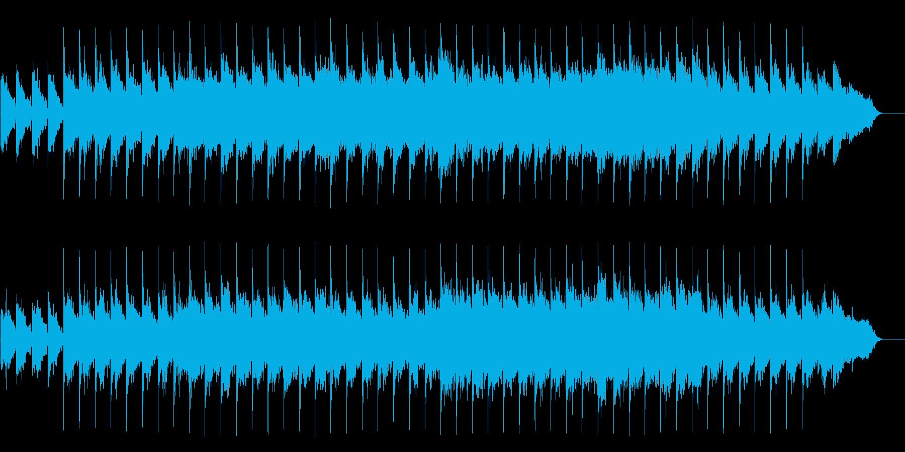 感動のドキュメントBG/環境の再生済みの波形