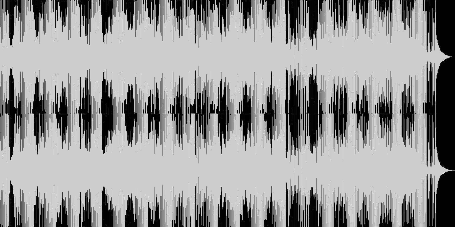 今どきBGM_楽しい_ウクレレ_淡々1の未再生の波形
