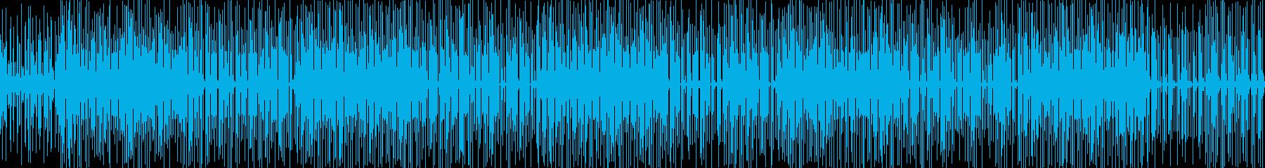 明るくかわいいレゲエポップの再生済みの波形