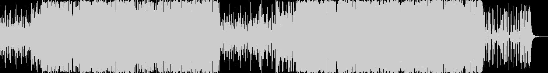 明るめ ポップス ピアノ トランペットの未再生の波形