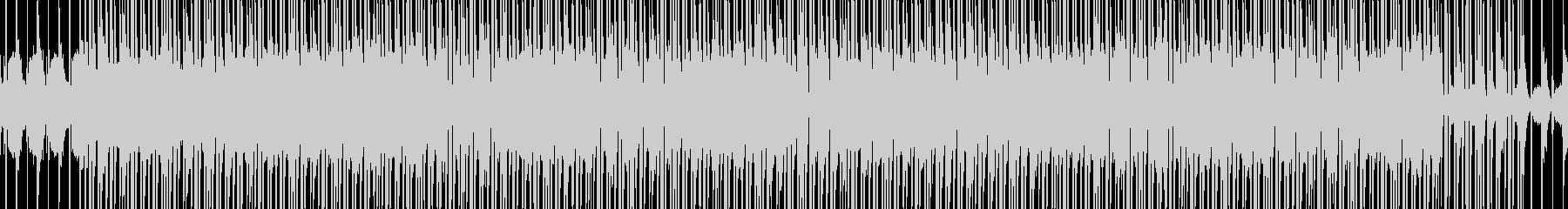 商業用BGM(ポップ)の未再生の波形