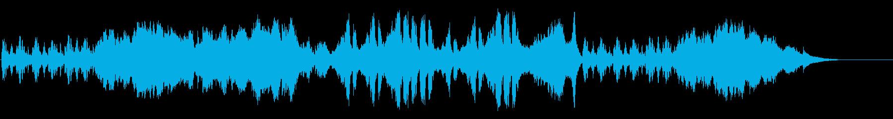 ドラマチックなクラシック/テーマの再生済みの波形