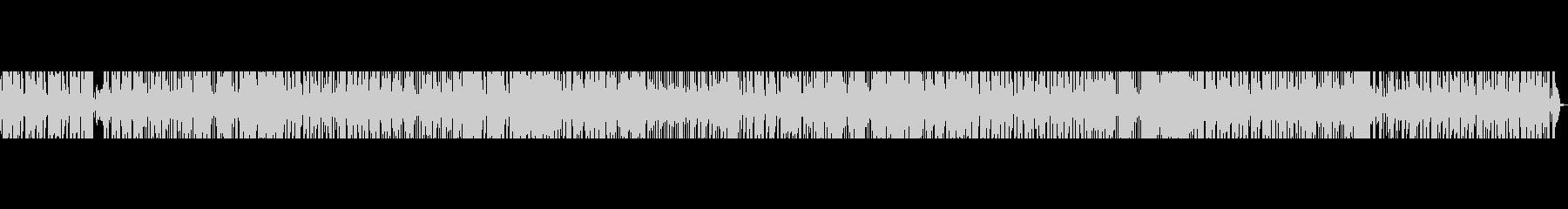 ブラス、オルガン、ピアノのR&B-ソウルの未再生の波形