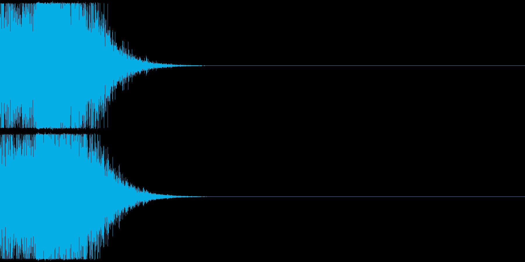 クイズ 面白い ワンポイントの再生済みの波形