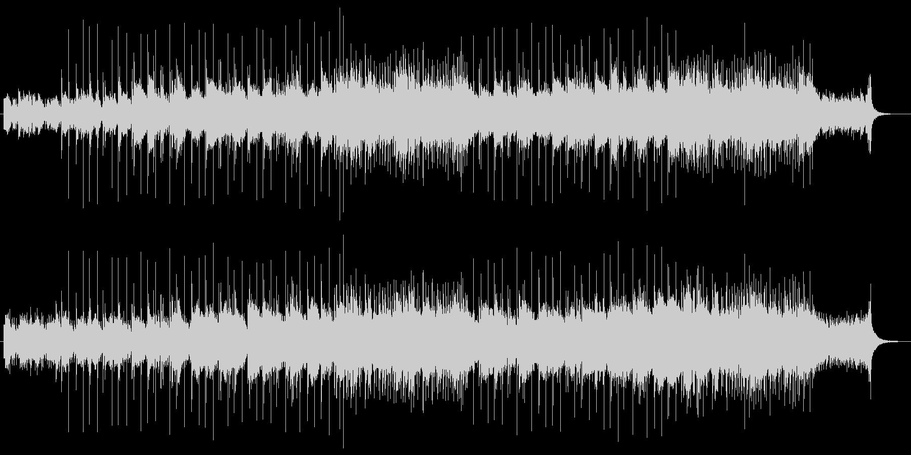 幻想的 、リラックス、 PR映像BGMにの未再生の波形