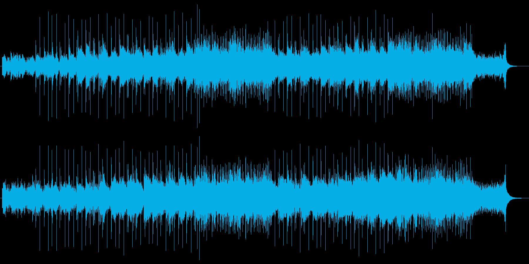 幻想的 、リラックス、 PR映像BGMにの再生済みの波形