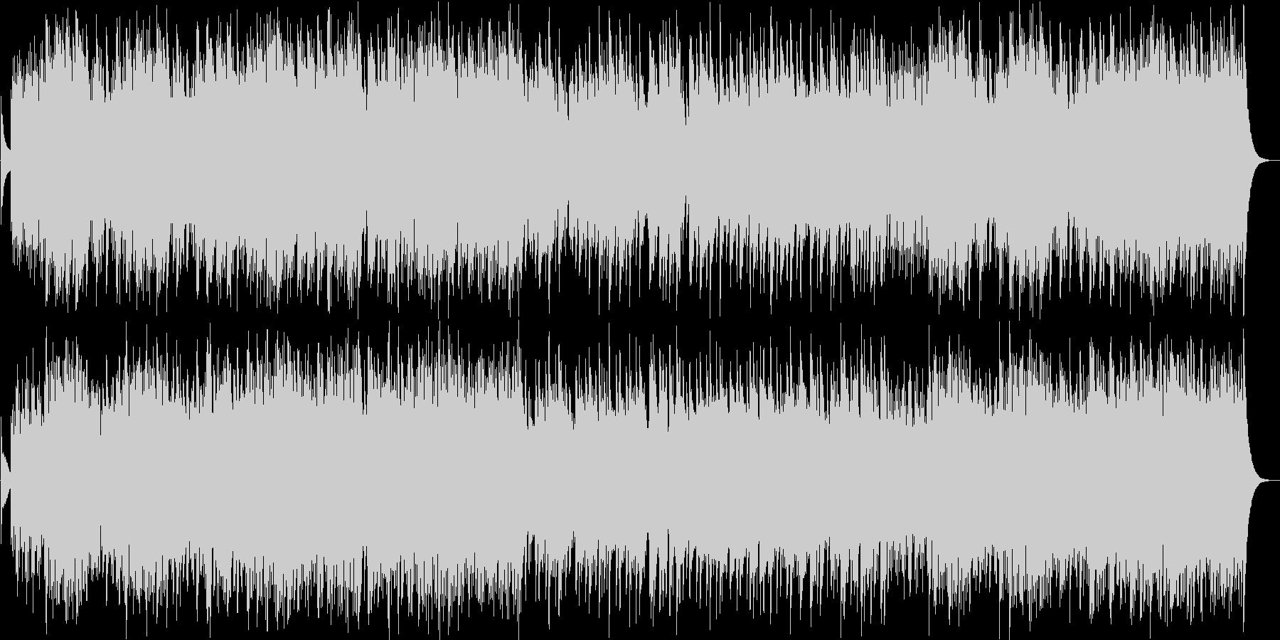子犬のワルツ/ショパン(オルゴール)の未再生の波形