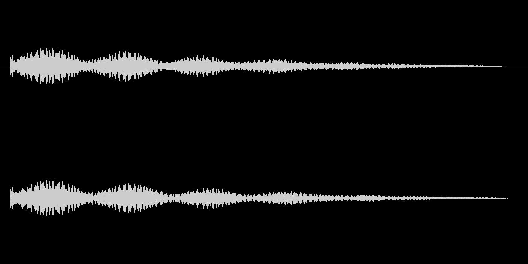 キラキラ系_101の未再生の波形