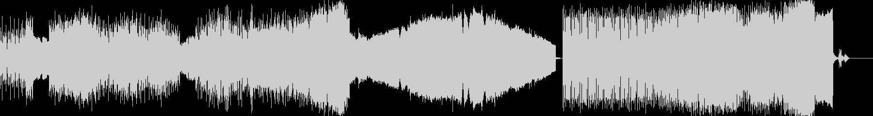 EDM  少しアンダーグラウンド的なト…の未再生の波形