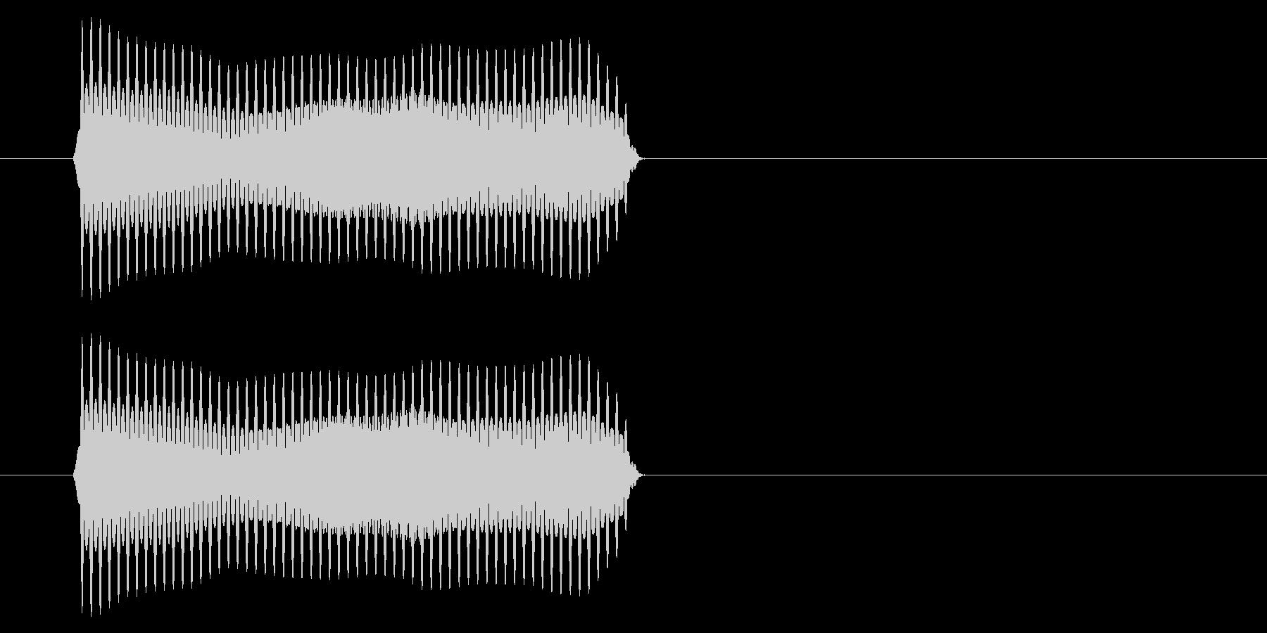 SNES サッカー01-07(ホイッスルの未再生の波形