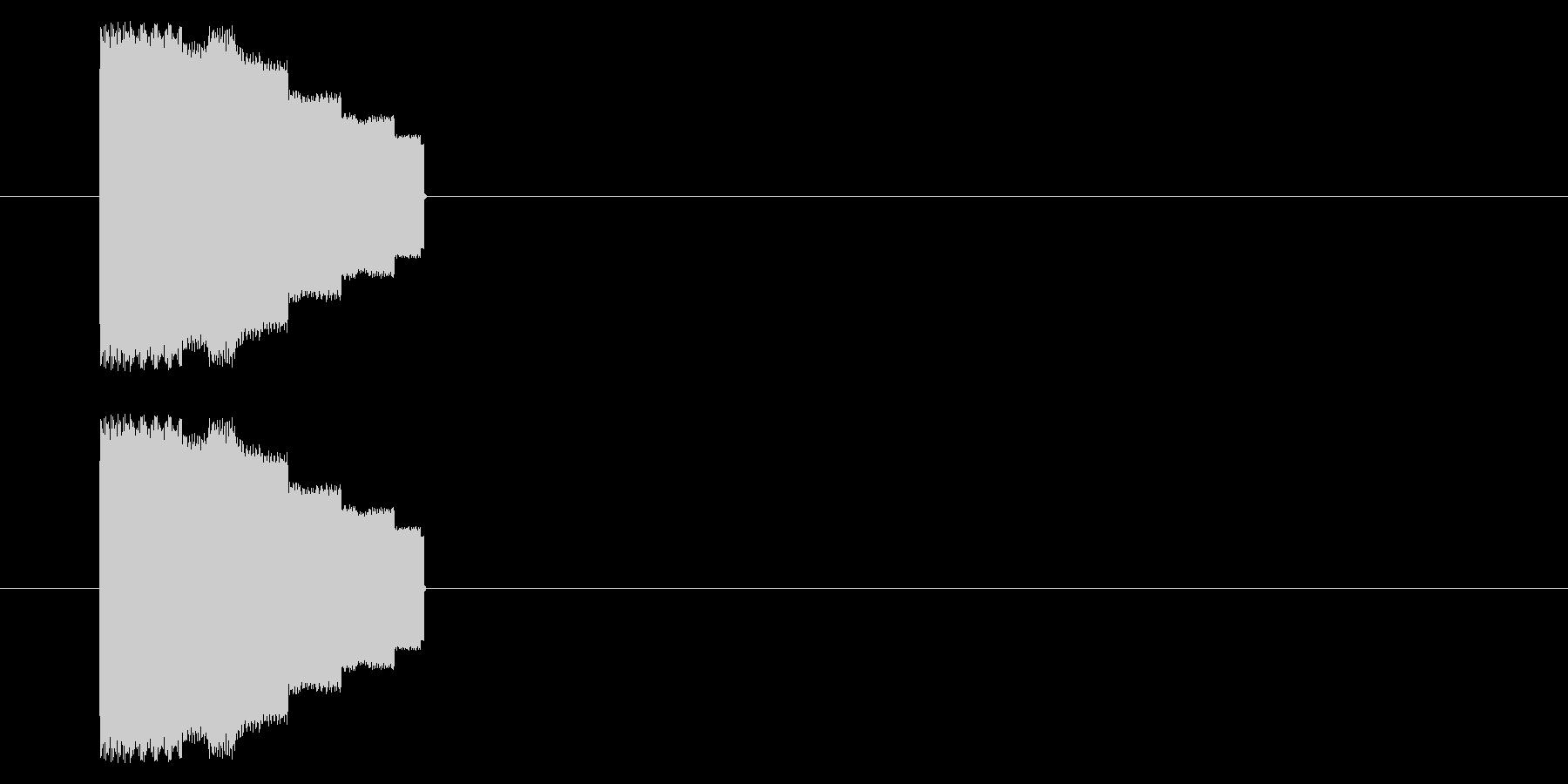 NES アクション01-09(アイテム)の未再生の波形