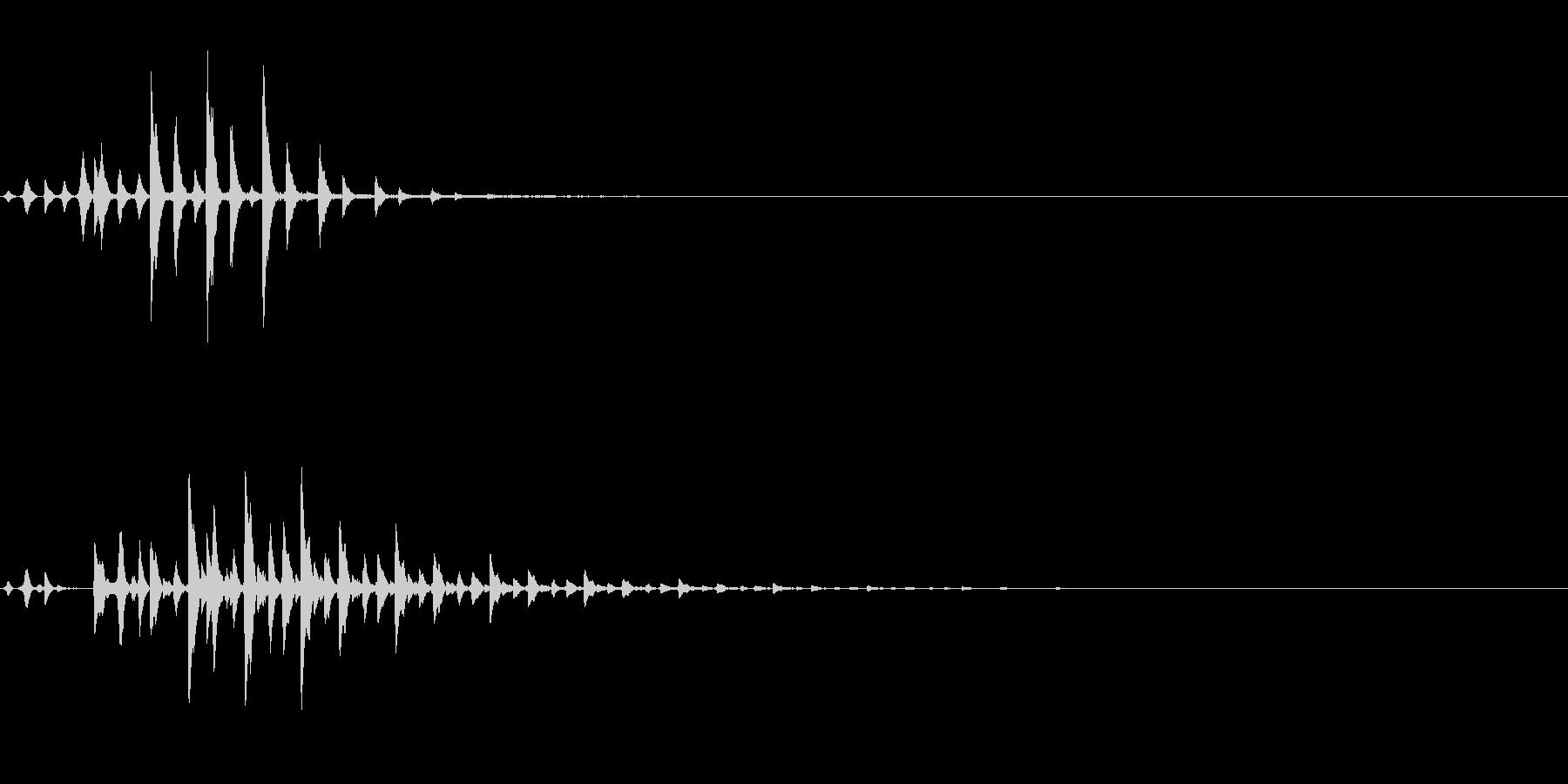 スライム 飛び散る 細胞分裂 プリンの未再生の波形