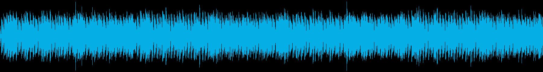 【報道/ニュース番組BGM】の再生済みの波形