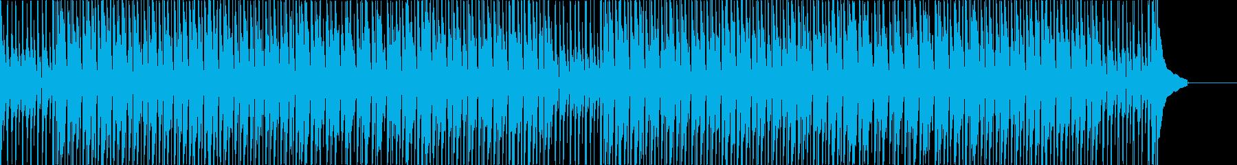 【メロディ抜き】ウクレレの軽快で前向きなの再生済みの波形