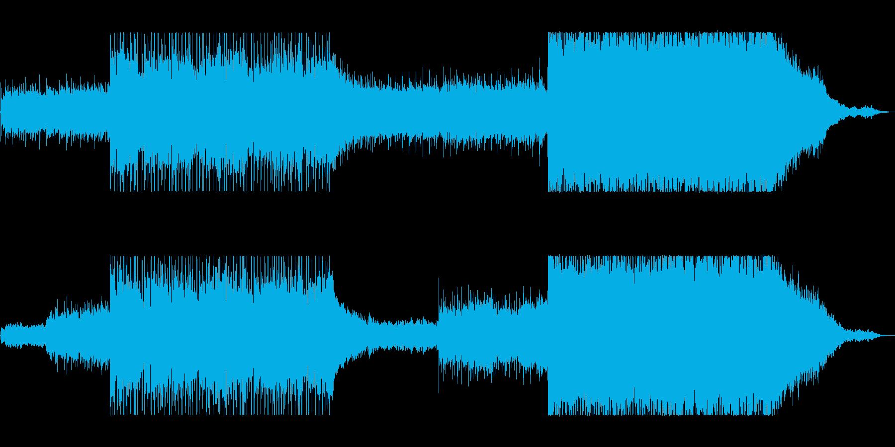 繊細で感傷的なバンドサウンドの再生済みの波形