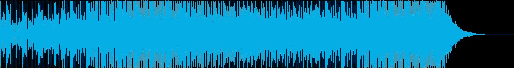 和風 オリエンタル R&B 琴 日本の再生済みの波形