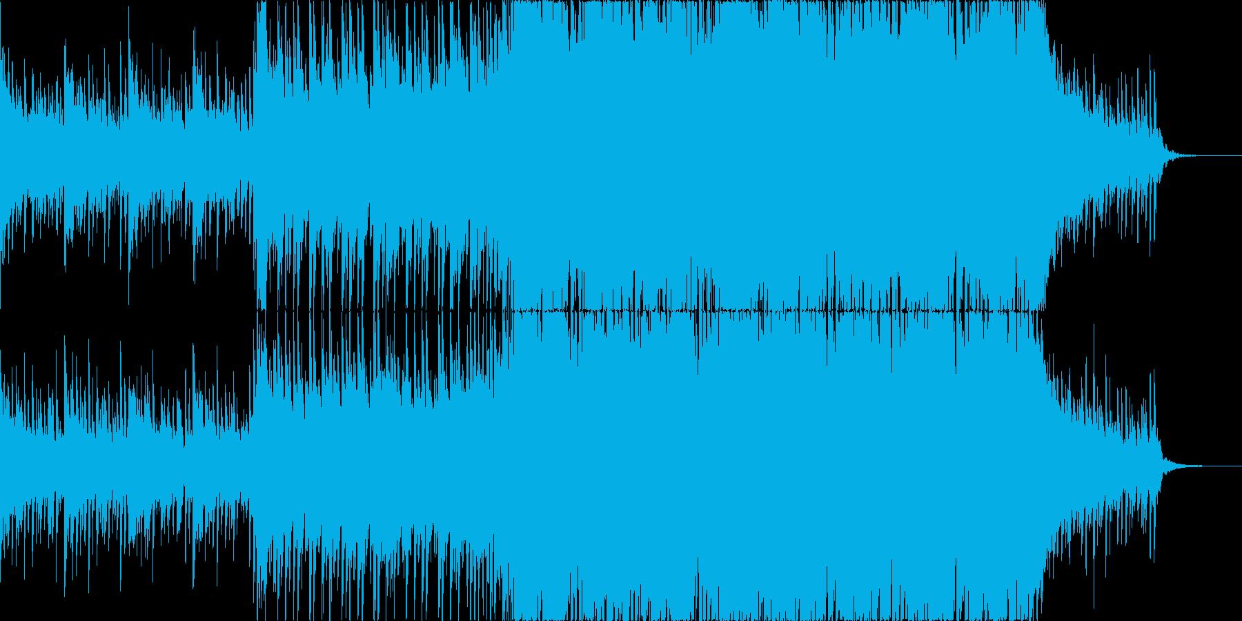 爽やかなUKロックの再生済みの波形