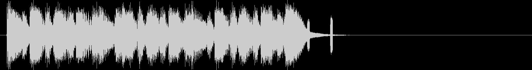 コミカル クイズ 発表 登場 イベントの未再生の波形