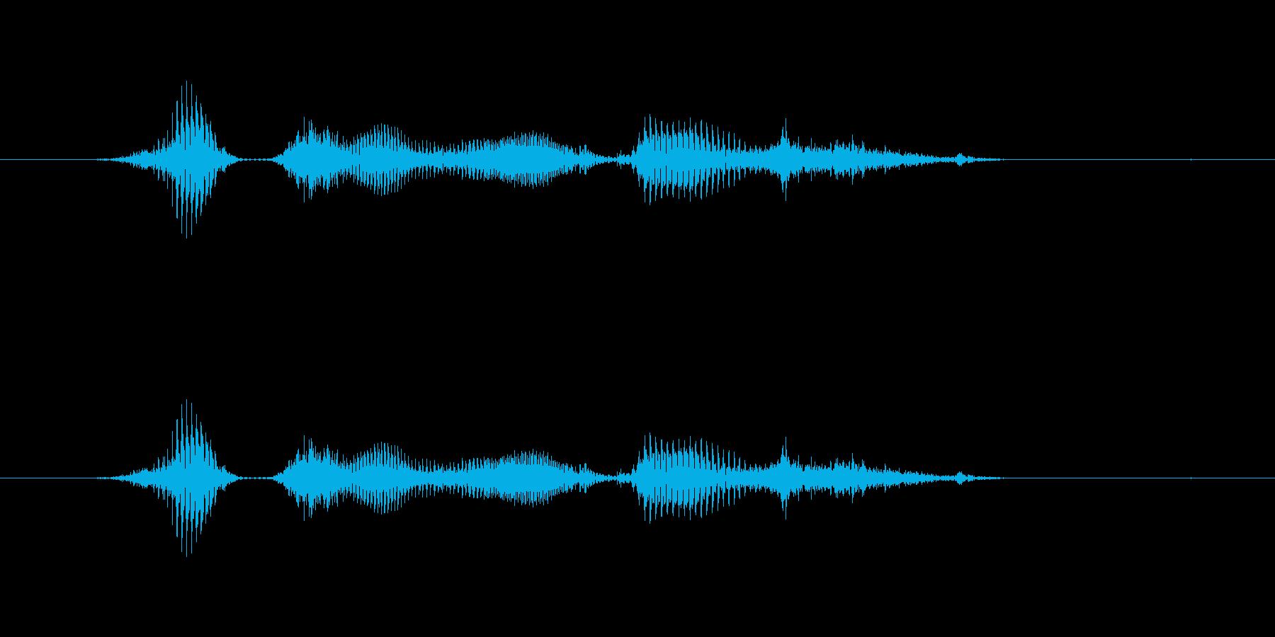 【時報・時間】8時ですの再生済みの波形