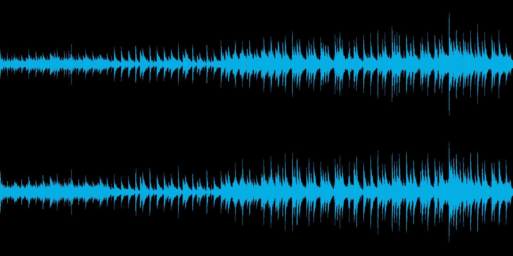 夏終わりかけの悲しさ (ループ仕様)の再生済みの波形