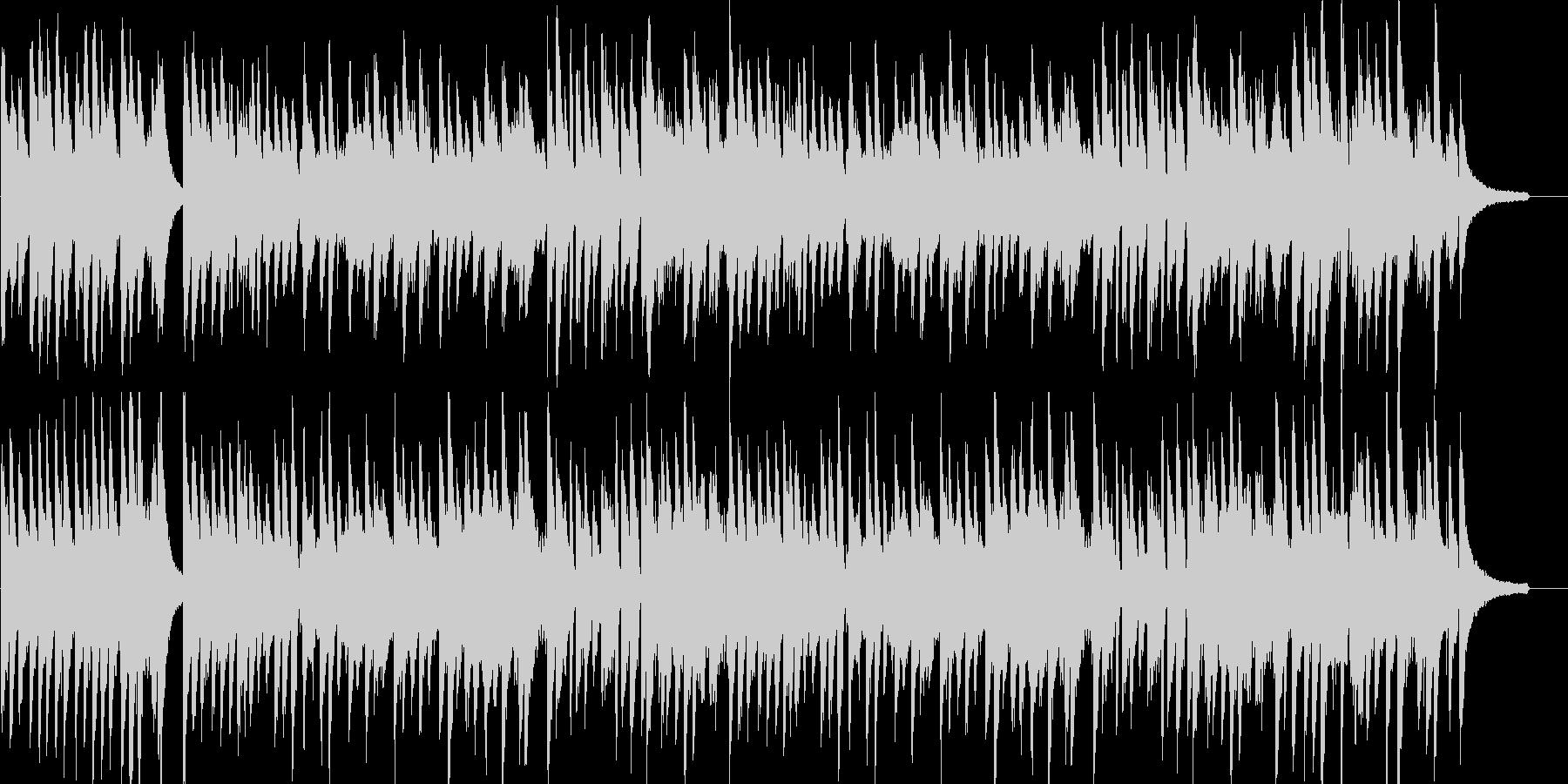 リラックス・ピアノソロ・映像・イベント用の未再生の波形