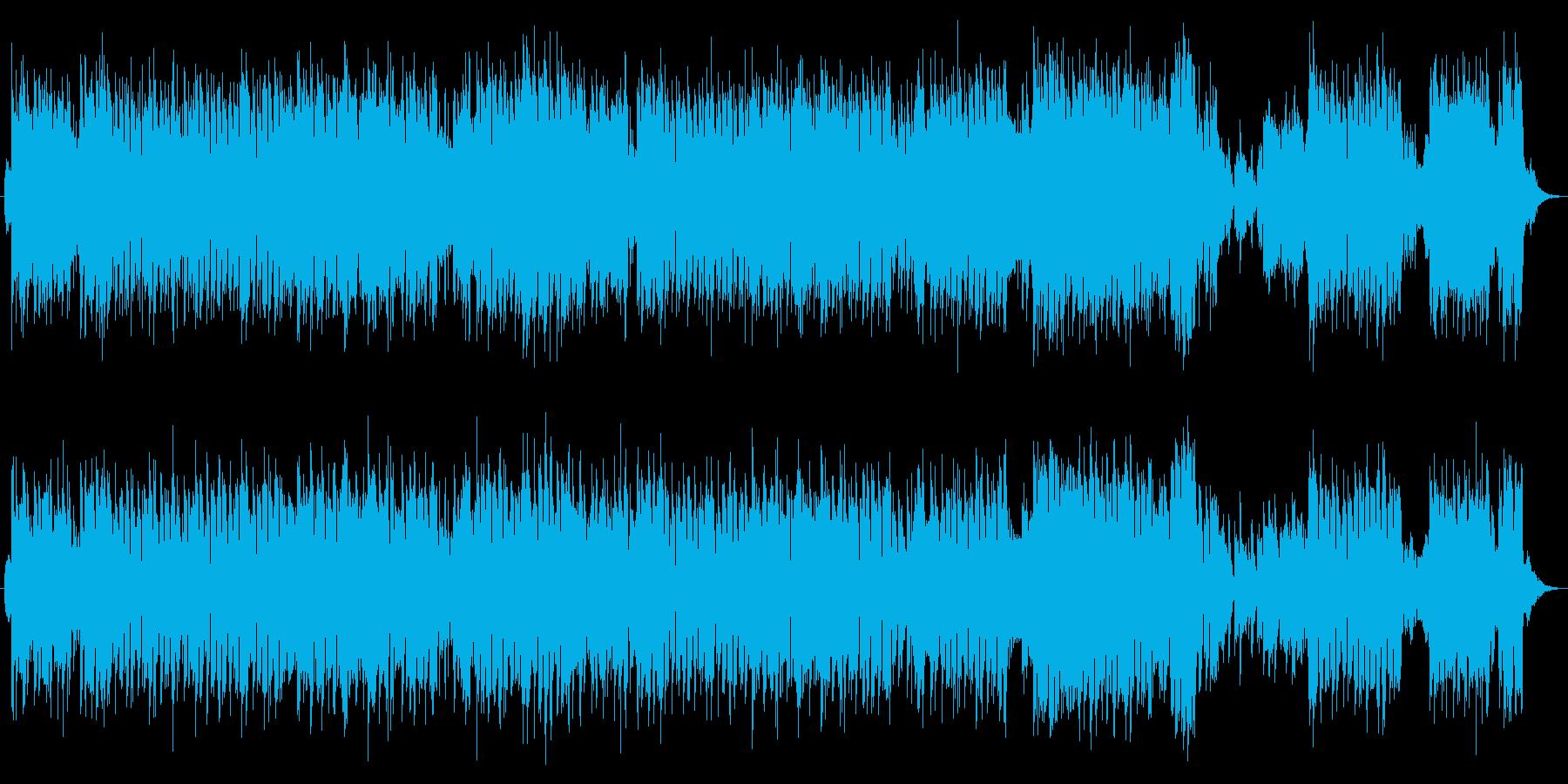 演歌です。の再生済みの波形