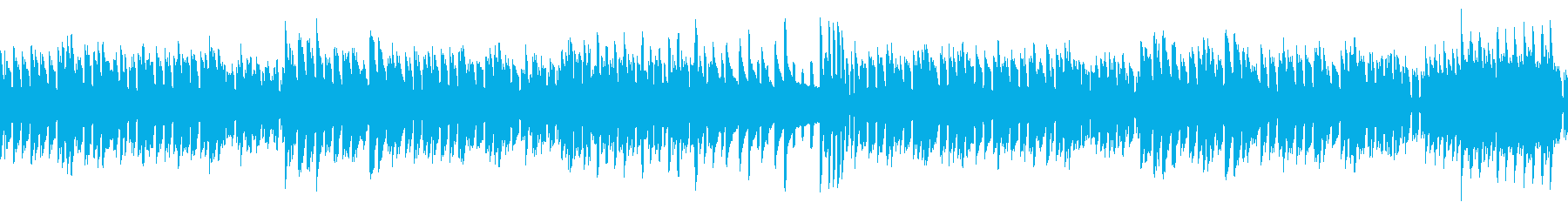 チップチューン/RPG/序盤/かわいいの再生済みの波形