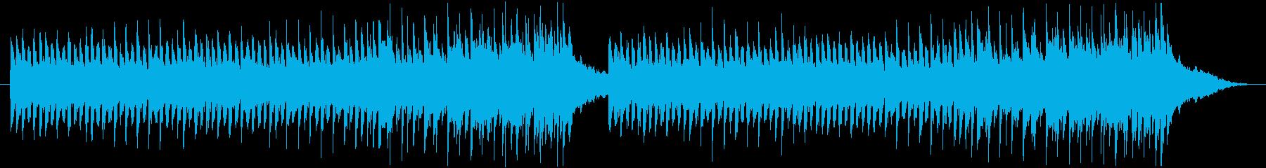 30秒程度のBGM素材です。1分バージ…の再生済みの波形