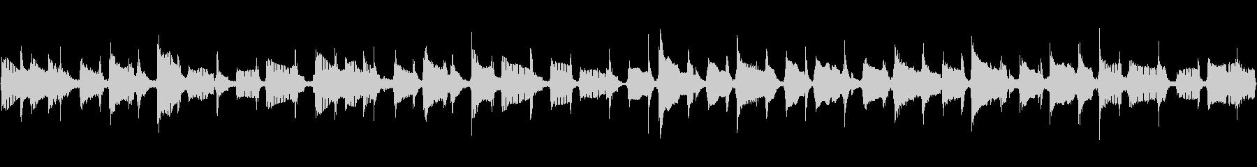 【32秒】シンプルなウクレレバンド曲の未再生の波形