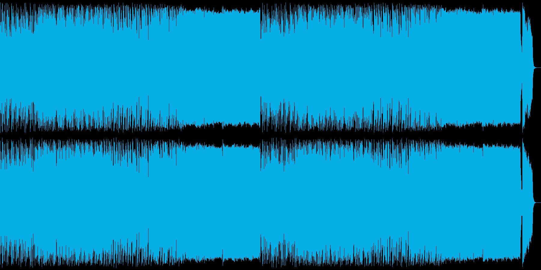 ダークファンタジーオーケストラ アルペ抜の再生済みの波形
