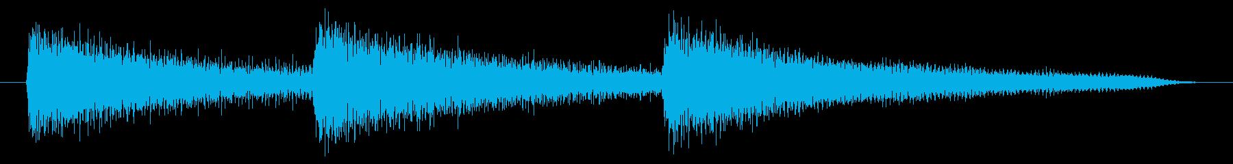 Piano_soloの再生済みの波形