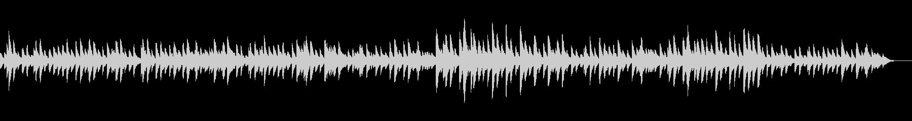 モーツアルトK331のオルゴールの未再生の波形