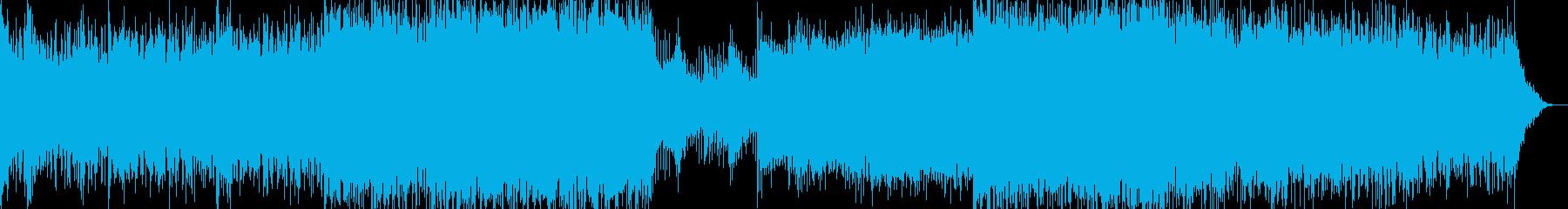 映画音楽、荘厳重厚、映像向け-19の再生済みの波形