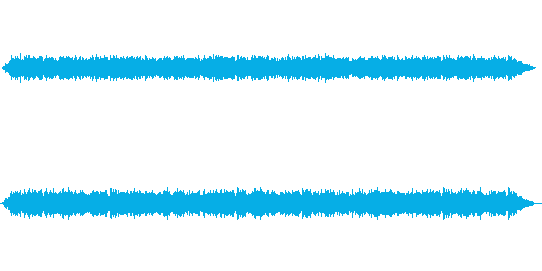 【雑踏 改札前01-1】の再生済みの波形
