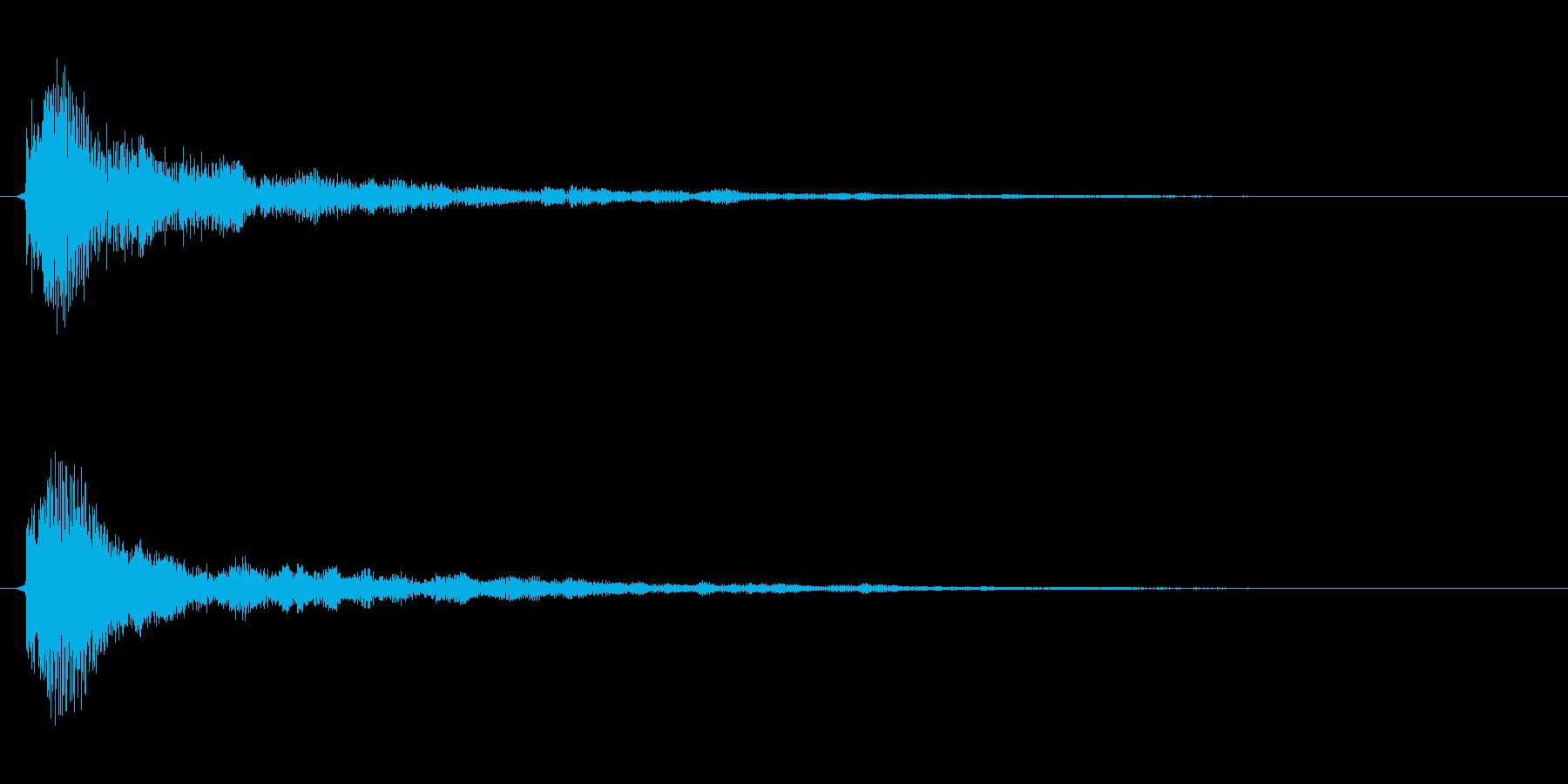 サウンドロゴ(企業ロゴ)_003の再生済みの波形