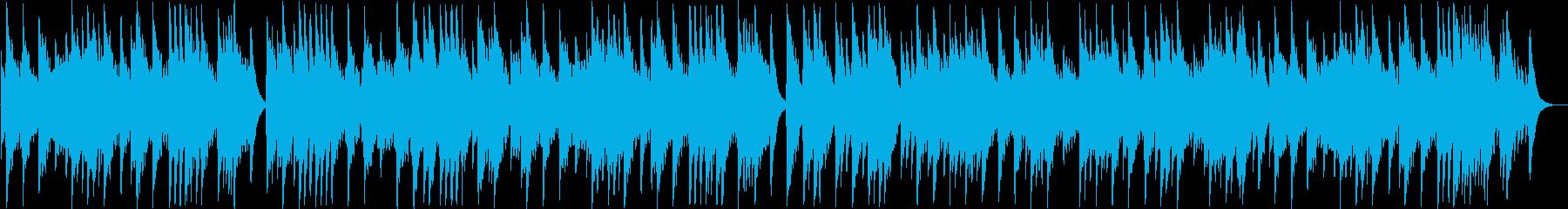 愛の喜び/マルティーニ(オルゴール)の再生済みの波形
