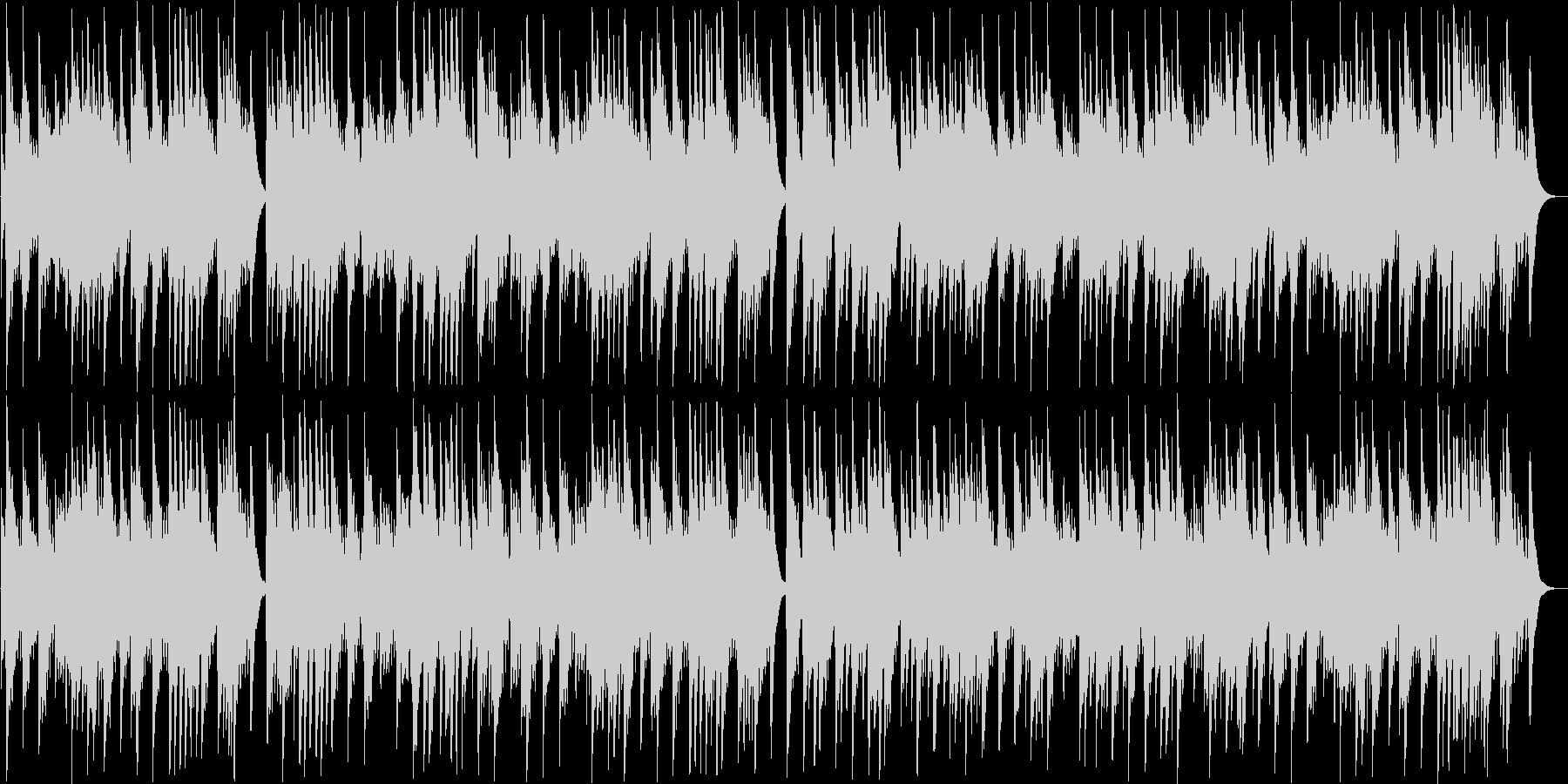 愛の喜び/マルティーニ(オルゴール)の未再生の波形